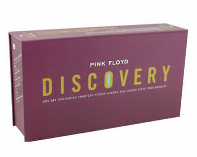 New Pink Floyd Discovery 16 CD Box Set Sealed Free Shipping