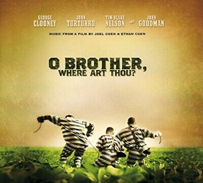 O Brother, Where Art Thou? - Various Artists - CD 2000-12-05