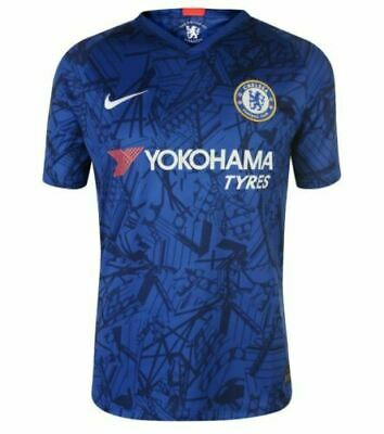 Chelsea Home Shirt 2019/20 Official! All Sizes