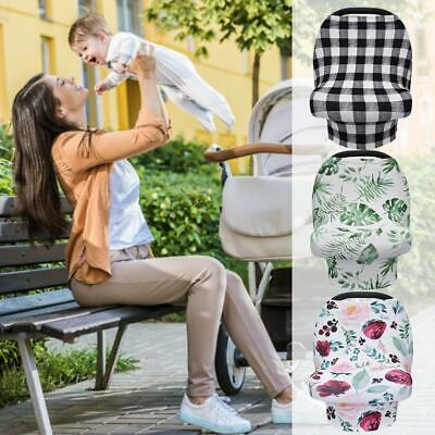 Breathable Baby Stroller Canopy Nursing Breastfeeding Maternity Cover Baby Gift