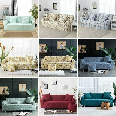 High Stretch Sofa Slip Covers Couch Cover Lounge Covers Sofa Covers Slipcovers