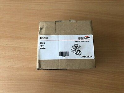 Belimo R225 RP 1inch KVS 26 2-way Open/close ball valve DN 25 HVAC