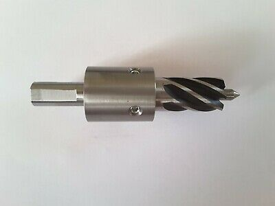 Rotabroach spring Loaded Arbour weldon Adaptor Mag Drill Welding Hand Tools