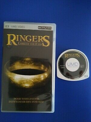 RINGERS Lord of the Fans * UMD PSP
