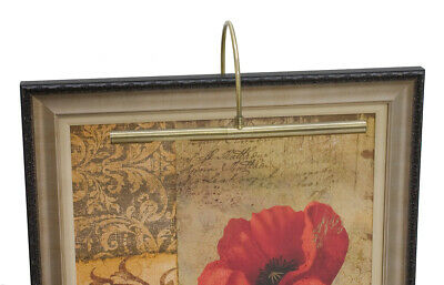 House of Troy APR16-71 Advent Picture Light Antique Brass