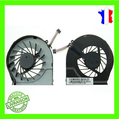 CPU FAN VENTILATEUR POUR HP PAVILION 17 e043sf EUR 9,92