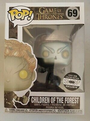 Funko Pop - Children of the Forest #69 - Metallic - HBO - Game of Thrones - MINT