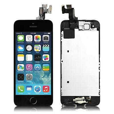 For SE LCD Touch Screen Full Replacement With Home Button Camera A1662/1723/1724