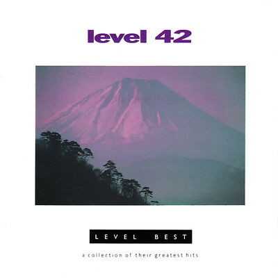 Level 42 : Level Best: A Collection of Their Greatest Hits CD (1993)