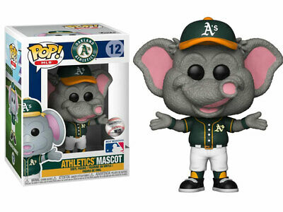 Funko Pop! MLB Mascots Stomper (A's) #12 Vinyl Figure Oakland Athletics Baseball
