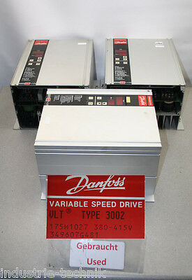 Danfoss Frequency Converter Vlt 3002 175H1027 Inverter