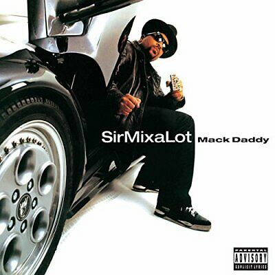 Mack Daddy [LP][Explicit] - Vinyl by Sir Mix A Lot (New)
