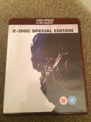 Transformers - 2-Disc Special Edition (2007) -- HD DVD