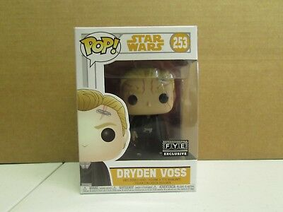 Funko Pop! Star Wars Dryden Voss F.Y.E. exclusive 253
