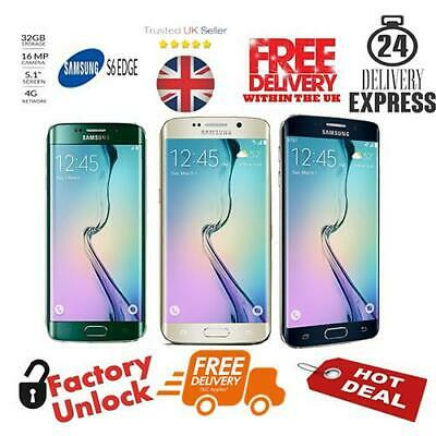 New Samsung Galaxy S6 Edge G92F Unlocked 32GB  5.1 inch Touch Screen Sealed Box