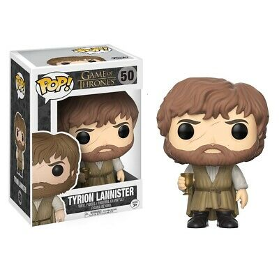 Funko Pop! Game Of Thrones Tyrion Lannister with Beard #50 Vinyl Figure