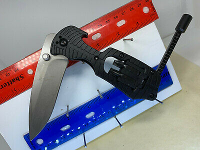 """Kershaw Select Fire 1920 KNIFE WITH 1/4"""" HEX DRIVE & Screwdriver Tips"""