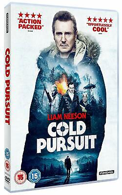 COLD PURSUIT (2019): Action, Crime, Liam Neeson, Laura Dern - Eu Rg2 DVD not US