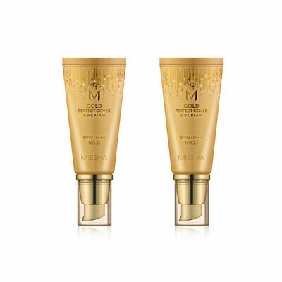 [MISSHA] M Gold Perfect Cover BB Cream 50ml - BEST Korea Cosmetic