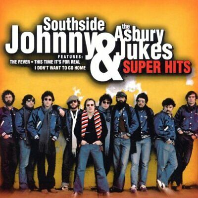 Southside Johnny - Super Hits - Southside Johnny CD 0VVG The Cheap Fast Free The