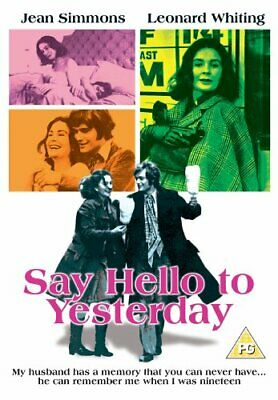 Say Hello To Yesterday - Digitally Remastered [DVD] - DVD  WMVG The Cheap Fast