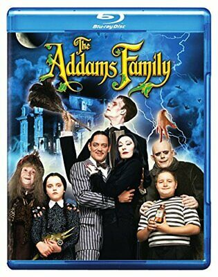 Addams Family [Blu-ray] [US Import] - DVD  CEVG The Cheap Fast Free Post