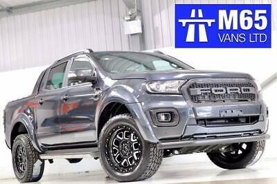 19 Ford Ranger 2.0 Biturbo Wildtrak Automatic Pickup 213Ps Better Than 3.2 Auto