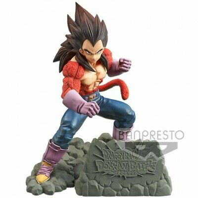 Dragonball Dokkan Battle Super Saiyan 4 Vegeta Figure Banpresto (100% authentic)