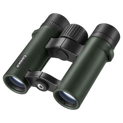 Barska Optics 10X26 Wp Air View Binoculars, Green Color