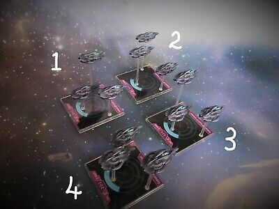 HALO FLEET BATTLES, Covenant Small/Medium Sprue - £7 50