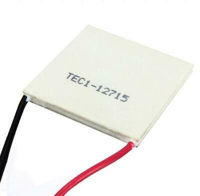 TEC1-12715 12V/15A Heatsink Thermoelectric Cooler Peltier Plate Cooling Module