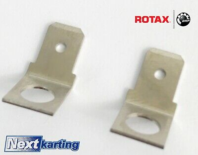 Rotax Max Battery Spade Terminal Connector Set Next Karting
