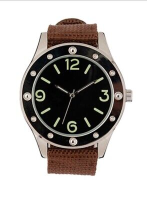 Eaglemoss Egyptian Naval Commando Military Collection Watch 1950's Style