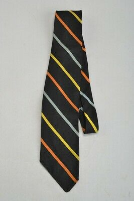 Personal Wardrobe of the Late Sir Christopher Lee. Wellington College Tie.  MBD