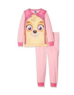 Girls Paw Patrol Skye Pyjama set In Pink Age 1.5 - 2 Years New