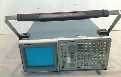 Tektronix 2715 Spectrum Analyzer, 9kHz to 1.8 GHz, 75 Ohms
