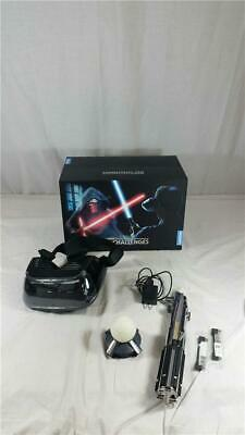Lenovo Star Wars Jedi Challenges Virtual Reality Game Set with LightSaber Beacon