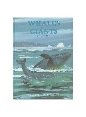 Whales and Giants of the Sea by Oliver, Rupert Paperback Book The Cheap Fast