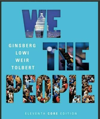 We the People eleventh 11th Core Edition Benjamin Ginsberg  e-B00K