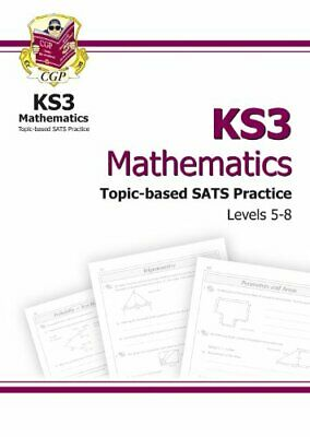 Key Stage 3 Mathematics : Essential SATS Practice (Lev... by CGP Books Paperback