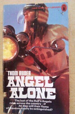 Angel Alone by Ryder, Thom Paperback Book The Cheap Fast Free Post