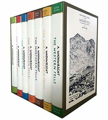 THE PICTORIAL GUIDES TO THE LAKELAND FELLS. 50TH ANNIVER... by Alfred Wainwright