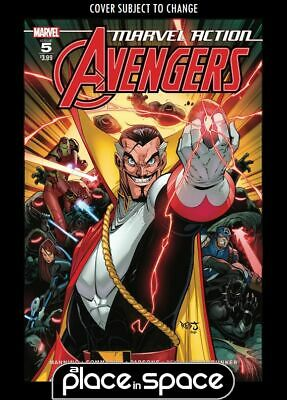 Marvel Action: Avengers #5A (Wk23)