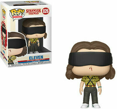 FUNKO POP! TELEVISION: Stranger Things - Battle Eleven W/ Pop Protector