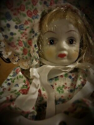 """Haunted Doll, """"Emily"""", Active, Paranormal"""