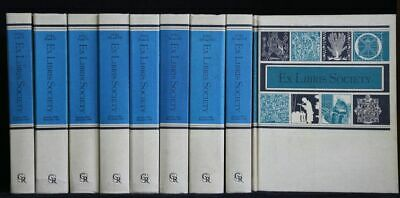 Journal of the Ex Libris Society. Volumes 1-18 Greenwood Reprint 1970
