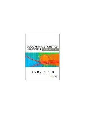 Discovering Statistics Using SPSS (Introducing Statis... by Field, Andy Hardback