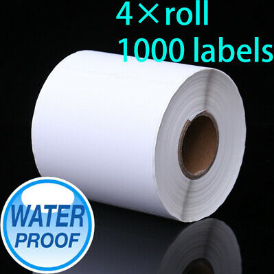 1000x Direct Thermal Label 100X150mm 4x6 for Fastway Startrack AusPOST eParcel