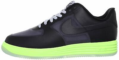 e86ace704b1b8 New Mens Nike Lunar Force 1 Fuse Lthr 599839 002 Sneakers-Shoes-Size 10.5
