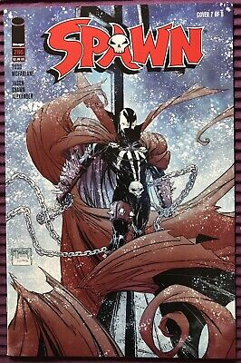 Spawn #286  Nm Or Better Cover 'G' Variant